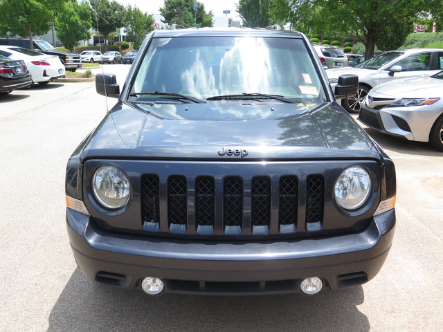 Pre-Owned 2015 Jeep Patriot