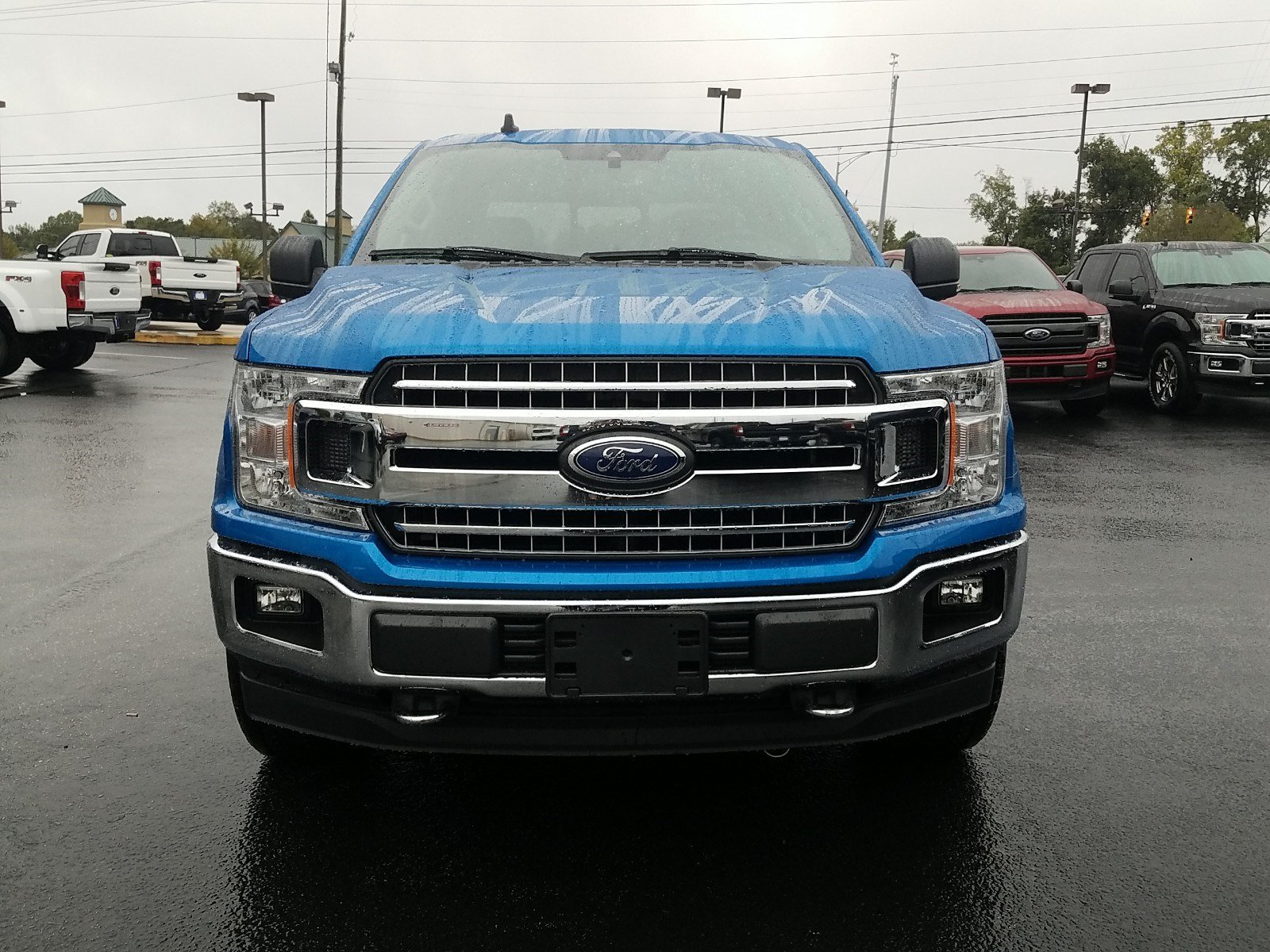 New 2019 Ford F-150