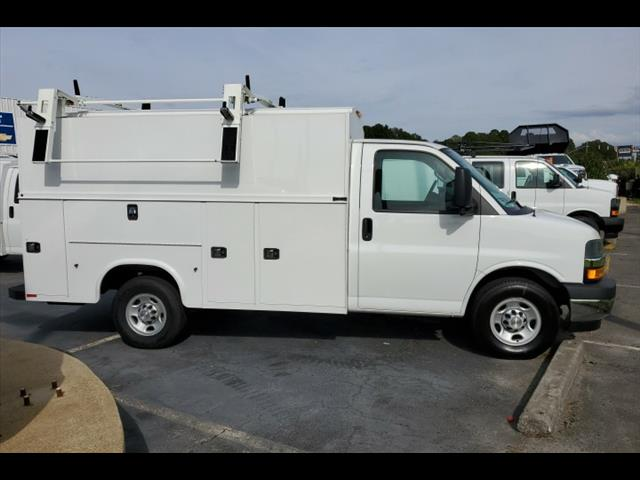 New 2019 Chevrolet EXPRESS COMMERCIAL CUTAWA 3500