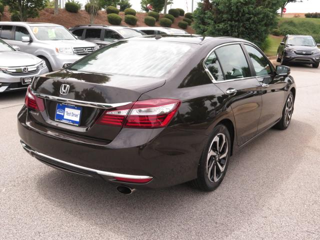 Certified Pre-Owned 2016 Honda Accord Sedan EX-L