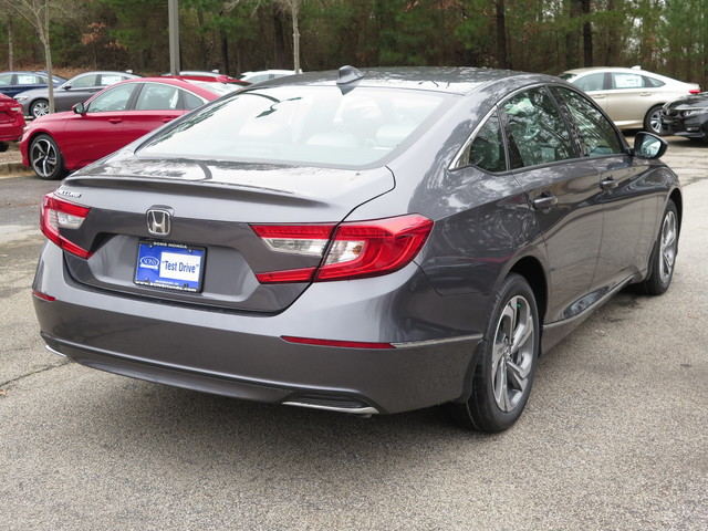 New 2020 Honda Accord Sedan EX 1.5T