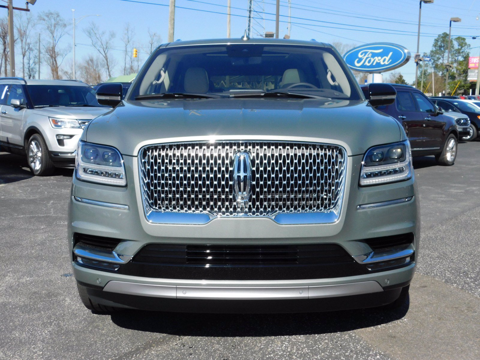 New 2019 Lincoln Navigator L Select