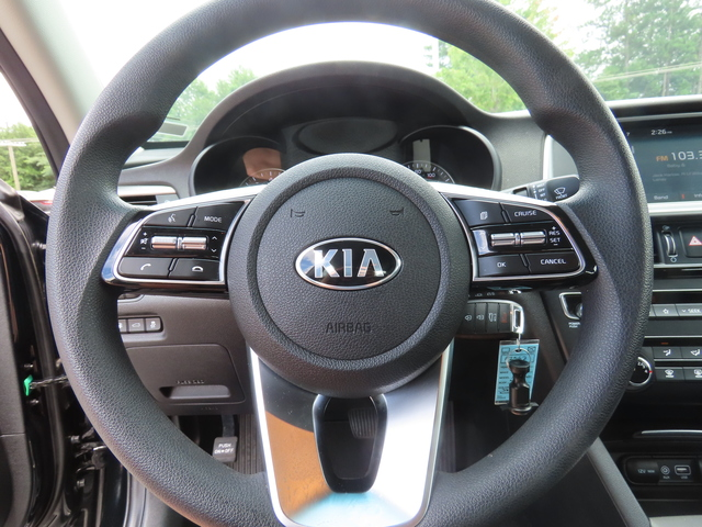 Certified Pre-Owned 2020 Kia Optima LX