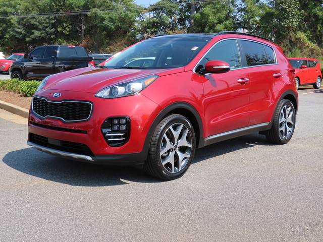 New 2019 Kia Sportage SX Turbo