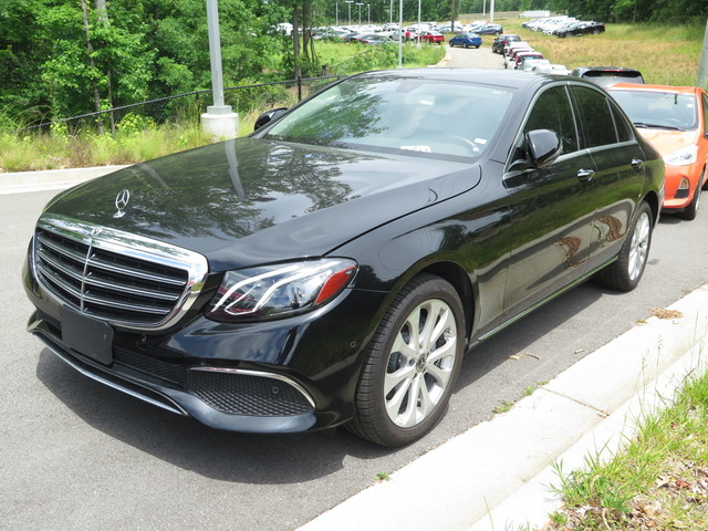 Pre-Owned 2018 Mercedes-Benz E-Class