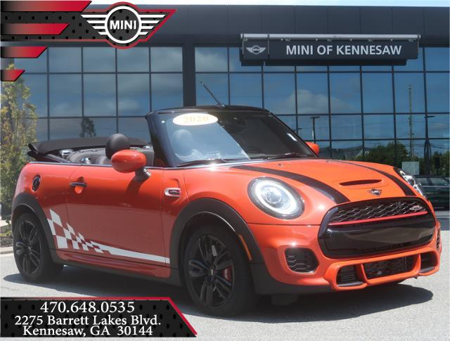 Pre-Owned 2020 MINI Convertible John Cooper Works