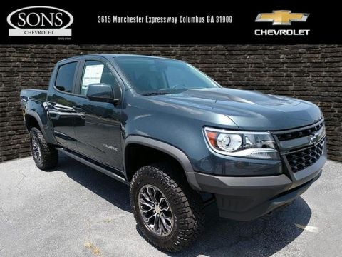 New 2019 Chevrolet Colorado ZR2