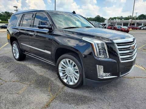 Certified Pre-Owned 2019 Cadillac Escalade Platinum