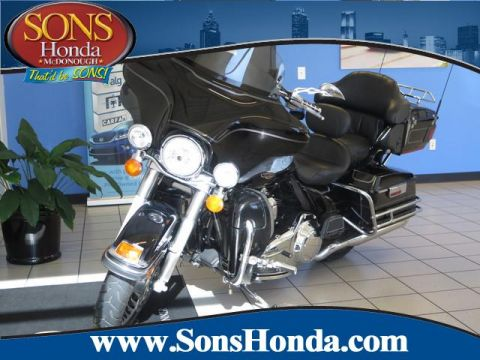 Pre-Owned 2010 Harley-Davidson Touring