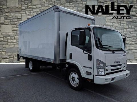New 2018 Isuzu NPR
