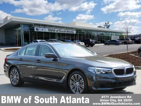 New 2019 BMW 5 Series 540i