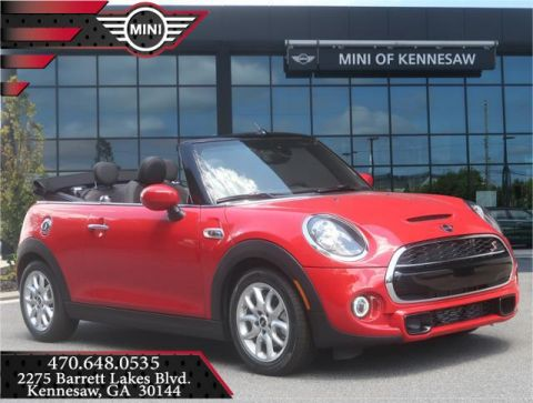 New 2021 MINI Convertible Cooper S